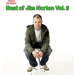 Best of Jim Norton, Vol. 5 (Opie & Anthony) Radio/TV Program