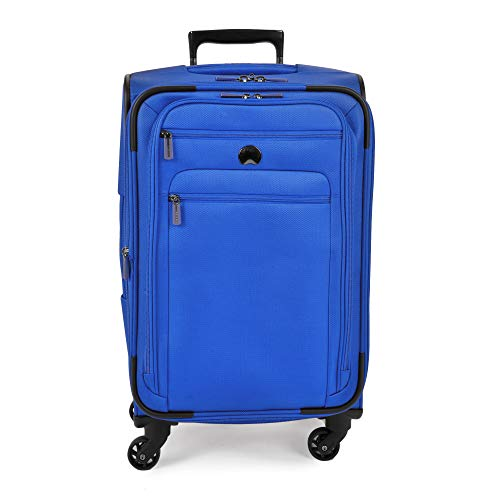 Carry On Spinner Expandable Trolley - Delsey Luggage Helium Sky 2.0 21