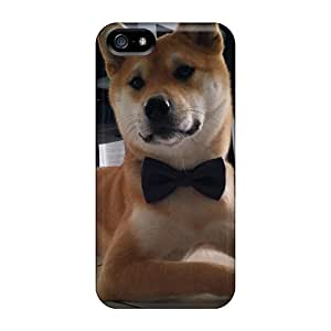 Shock-dirt Proof Shibe Case Cover For Iphone 5/5s