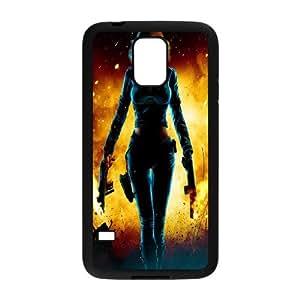 Samsung Galaxy S5 Phone Case Black Widow CB84871