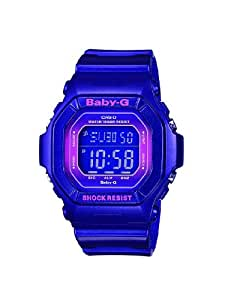 CASIO BG-5600SA-6ER - Reloj de mujer de cuarzo, correa de resina color lila