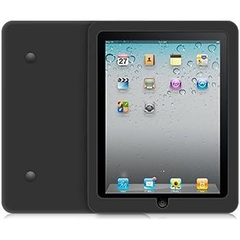 Amazon.com: G-HUB® - iPad 1 Tablet Case - Protectve Silicone Gel ...