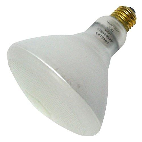Damar 46036 - 150BR38FL/SS 130V Safe-Shield Silicone Coated #09069B BR38 Reflector Flood Spot Light Bulb