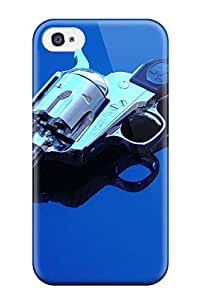 Mary P. Sanders's Shop 4803615K28289787 Ideal Case Cover For Iphone 4/4s(gun), Protective Stylish Case