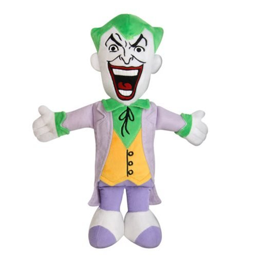 Batman Joker Dog Chew Plush Toy (Dog Batman)