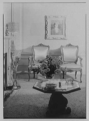HistoricalFindings Photo: Huldah Cherry Thirkield Residence,480 Park Avenue,New York (Huldah Print)