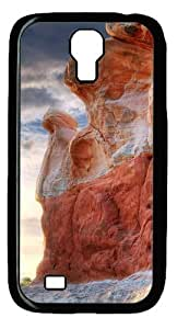 Cool Painting Valley rocks Polycarbonate Hard Case Cover Samsung Galxy S4 I9500/I9502 /I9500