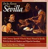 17th Cent Spanish Vihuela Music: Mudarra, Et Al