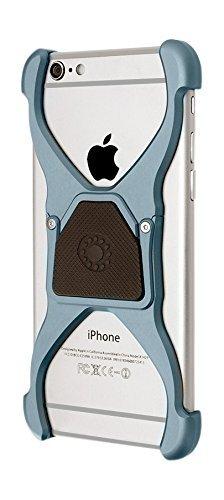 Rokform iPhone 6/6s Predator Series Slim Magnetic Aluminum Phone case & universal magnetic car mount (Gun Metal) 422205