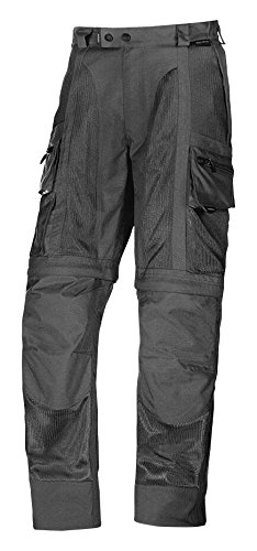 Olympia Moto Sports MP224 Men's Dakar Dual Sport Mesh Tech Pants (Pewter, Size 42) by Olympia Moto Sports (Image #4)