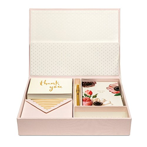 Kate Spade New York Women's Bridal Keepsake Box, Blush