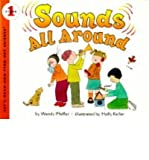 img - for Sounds All Around (Let's Read-And-Find-Out Science (Paperback)) (Paperback) - Common book / textbook / text book