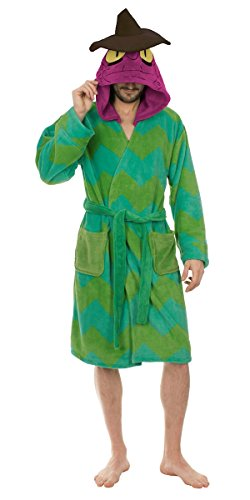 RICK AND MORTY Scary Terry Costume Robe, -