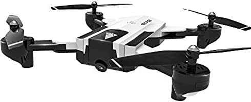 Leslaur SG900-S GPS Drone RC con cámara 720P WiFi FPV Sígueme Modo ...