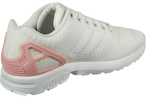EU Rose Blanc Femme Casbla ZX W Casbla adidas Flux Multicolore Rostra Vert Basses Baskets xwfqRxzv0