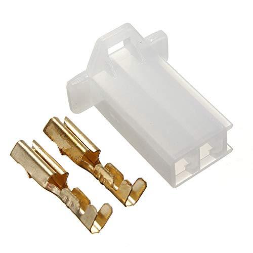 TENDUAGEN Double commutateur de flash de moto//commutateur de robinet de v/élo de montagne//commutateur dextinction//commutateur de poign/ée//commutateur de double saut