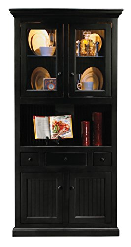 - Eagle Corner Dining Hutch/Buffet, Chocolate Mousse Finish