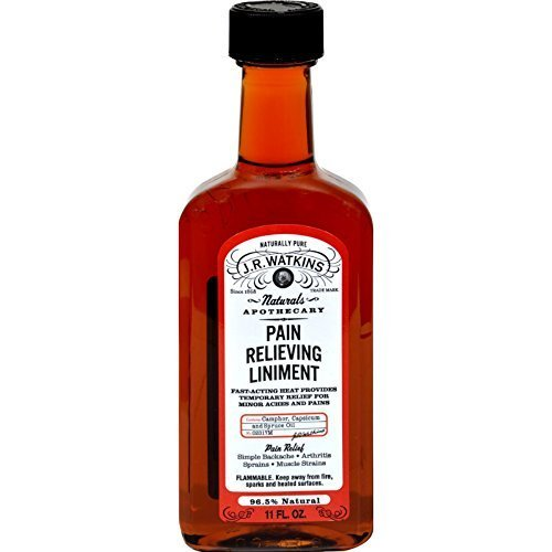 J.R. Watkins Liniment Pain Relieving 11 Oz