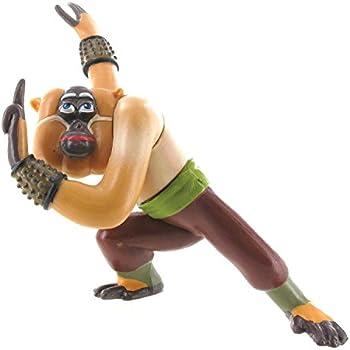 kung fu panda monkey action figure 9cm dreamworks master monkey figurine by kung fu. Black Bedroom Furniture Sets. Home Design Ideas