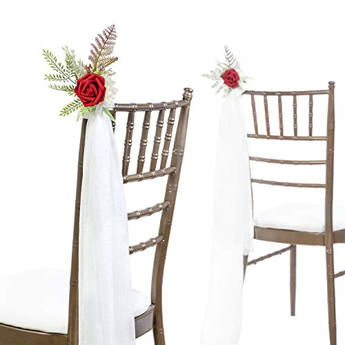 Top 10 Wedding Decorations For Church Chairs Of 2019 No Place