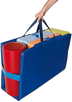 kidunivers – kit-bébé escalier-parcours plegable módulos de espuma para 6 A 18 meses – 5 piezas: Amazon.es: Jardín