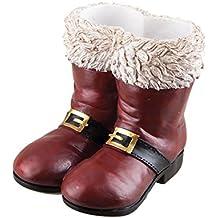 Santa'S Boots Vase