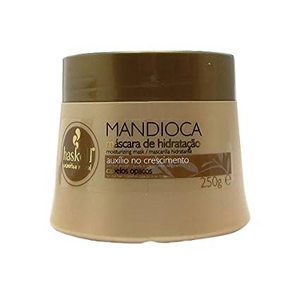 Mascarilla Mandioca yuca hidratación y crecimiento 250g