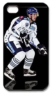 icasepersonalized Personalized Protective Case for iPhone 4/4S - Jonathan Weaver Cassidy Coventry Blaze Ice Hockey Club