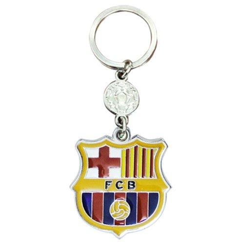 Keychain SPAIN SOCCER TEAM FC - Chain Barcelona Fc