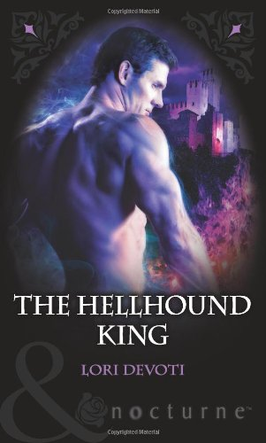 book cover of The Hellhound King