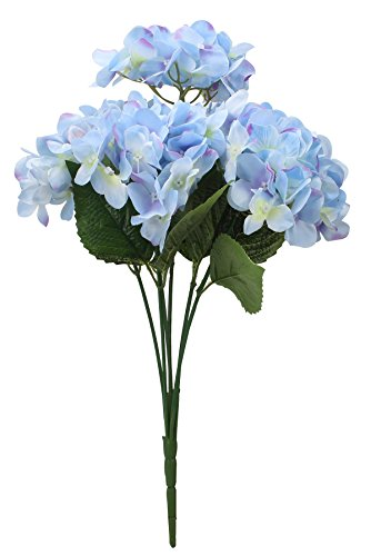 Duovlo-Artificial-Silk-Hydrangea-Flower-with-6-Heads-Flower-Bunch-Bouquet-Home-Wedding-Garden-Floral-Decor-Blue