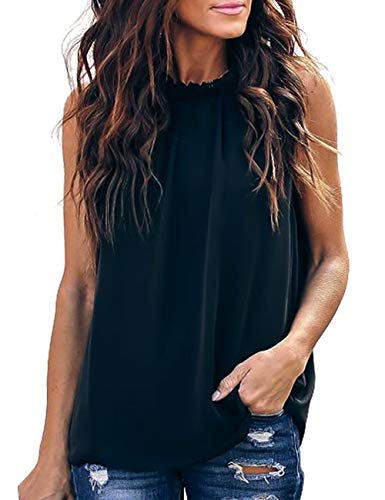 - CILKOO Plus Size Shirt for Women Sexy Comfy Cold Off The Shoulder Button Design Plaid Tops Loose Long Sleeve Boat Neck Ladies T-Shirt Blouse Black US8-10 Medium