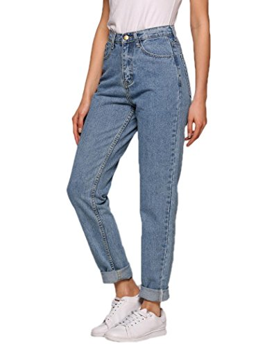 Naggoo Womens Vintage Highted Waisted