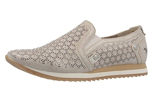 Mustang Beige Mustang Chaussons Pour Femme Chaussons rqap8r