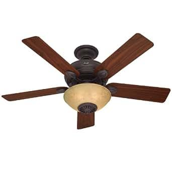Hunter 21894 52-Inch Westover Heater Fan