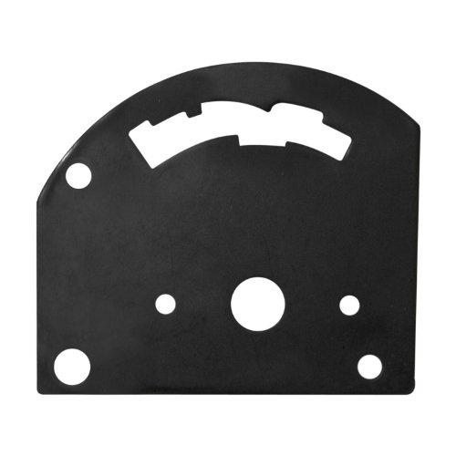 verse Pattern Gate Plate for Pro Stick Automatic Shifter (B&m Pro Stick)