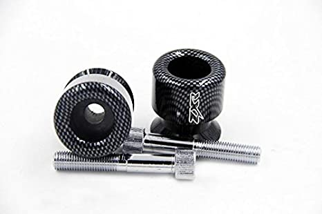 Amazon.com: Motorcycle Swingarm Spools For Kawasaki Ninja ...
