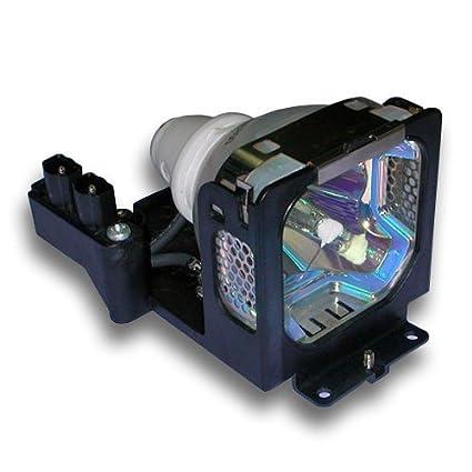 Alda PQ LV-LP21 - Lámpara para proyectores Canon LV-X4E: Amazon.es ...