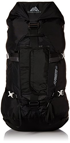 Gregory 50 Alpinisto Backpack, Large, Basalt Black