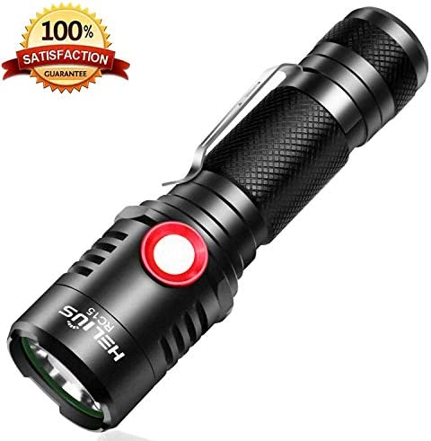 Rechargeable Flashlight Flashlights Waterproof Intelligent product image