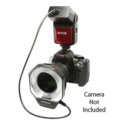 Bower SFD14S Digital Macro Ring Flash for Sony A100/200/230/290/300/330/350/380/390/450/500/560/550/700/850/900 Digital SLR Cameras from Bower