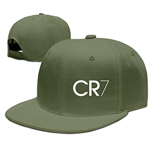 Verde ajustable Custom sombrero gorra y béisbol de nbsp;Logo Runy ForestGreen CR7 6qCzWwUU