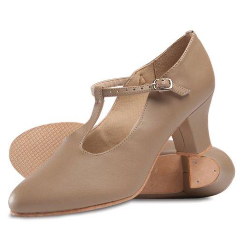 De Verdad Las Mujeres Danshuz Bronceado Broadway Tamaño De Los Zapatos De Baile De Caracteres T-correa De 4-12 Comprar barato auténtico Footaction para la venta W8xa2qfCNr