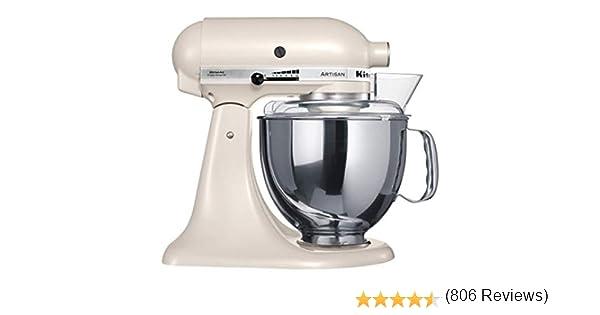 KitchenAid 5KSM150PSELT - Robot de cocina, motor de 300 vatios ...