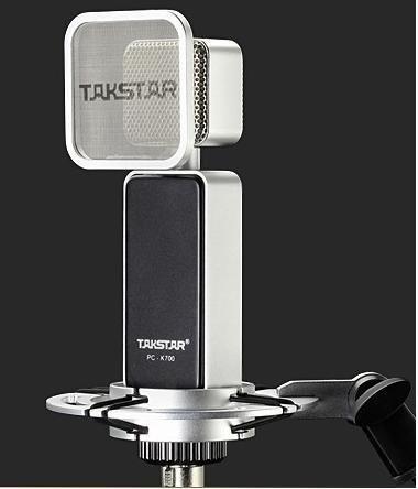 Takstar PC-K700 Recording Microphone Professional Condenser