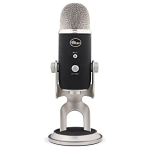 Blue 1967 Yeti Pro USB Condenser Microphone, ...