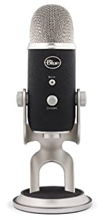 Blue Microphones Yeti Pro USB Condenser Microphone, Multipattern (B004L9KLT6) | Amazon price tracker / tracking, Amazon price history charts, Amazon price watches, Amazon price drop alerts