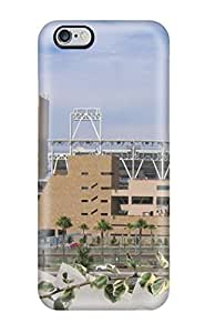AndrewTeresaCorbitt Scratch-free Phone Case For Iphone 6 Plus- Retail Packaging - San Diego Padres