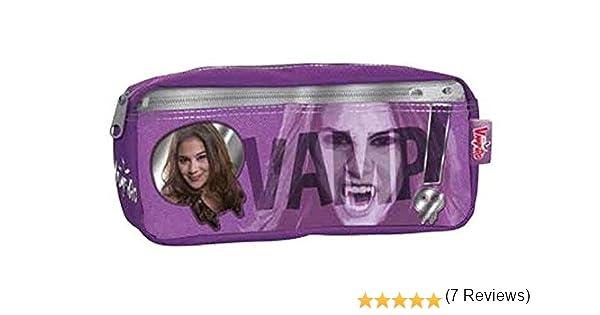 Chica Vampiro Estuche, Violeta (Morado) - 87677: Amazon.es: Equipaje