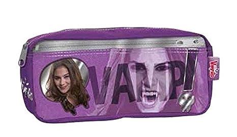 Chica Vampiro Estuche, violeta (Morado) - 87677: Amazon.es ...